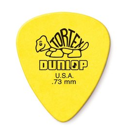Dunlop NEW Dunlop Picks - Tortex .73mm - 12 Pack