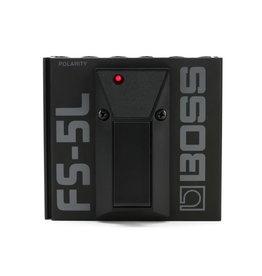 Boss NEW Boss FS-5L Latching Footswitch