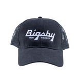 Gretsch NEW Bigsby True Vibrato Trucker Hat - Black