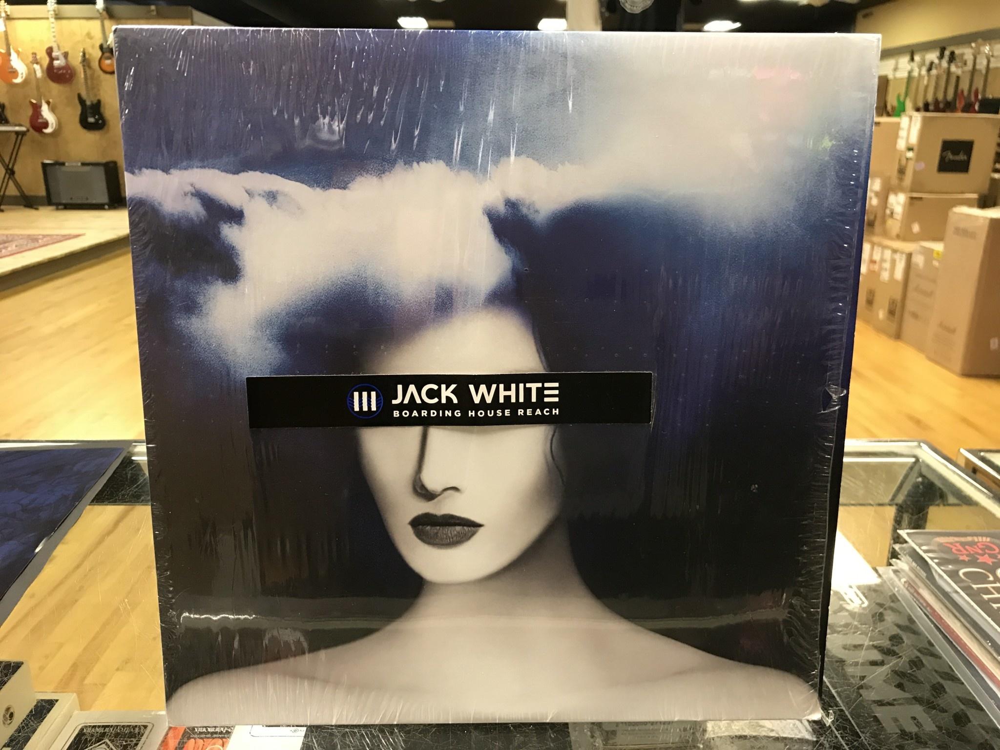 Vinyl USED  Jack White  – Boarding House Reach-Vinyl, LP, Album, 1203