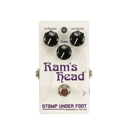 Stomp Under Foot NEW Stomp Under Foot Rams Head