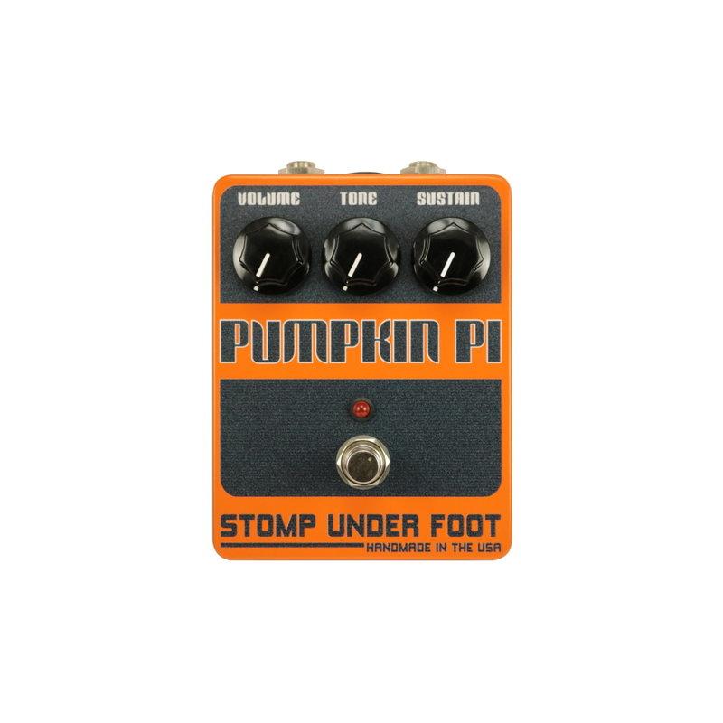 Stomp Under Foot NEW Stomp Under Foot Pumpkin Pi
