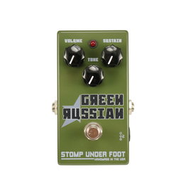 Stomp Under Foot NEW Stomp Under Foot Green Russian
