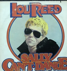 Vinyl Used  Lou Reed – Sally Can't Dance LP