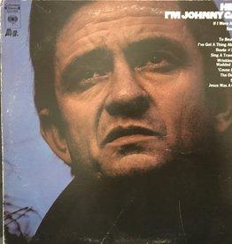 Vinyl Used  Johnny Cash – Hello, I'm Johnny Cash  LP