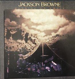 Vinyl Used  Jackson Browne – Running On Empty LP