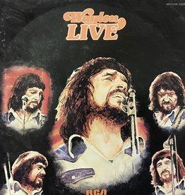 Vinyl Used  Waylon Jennings – Waylon Live  LP