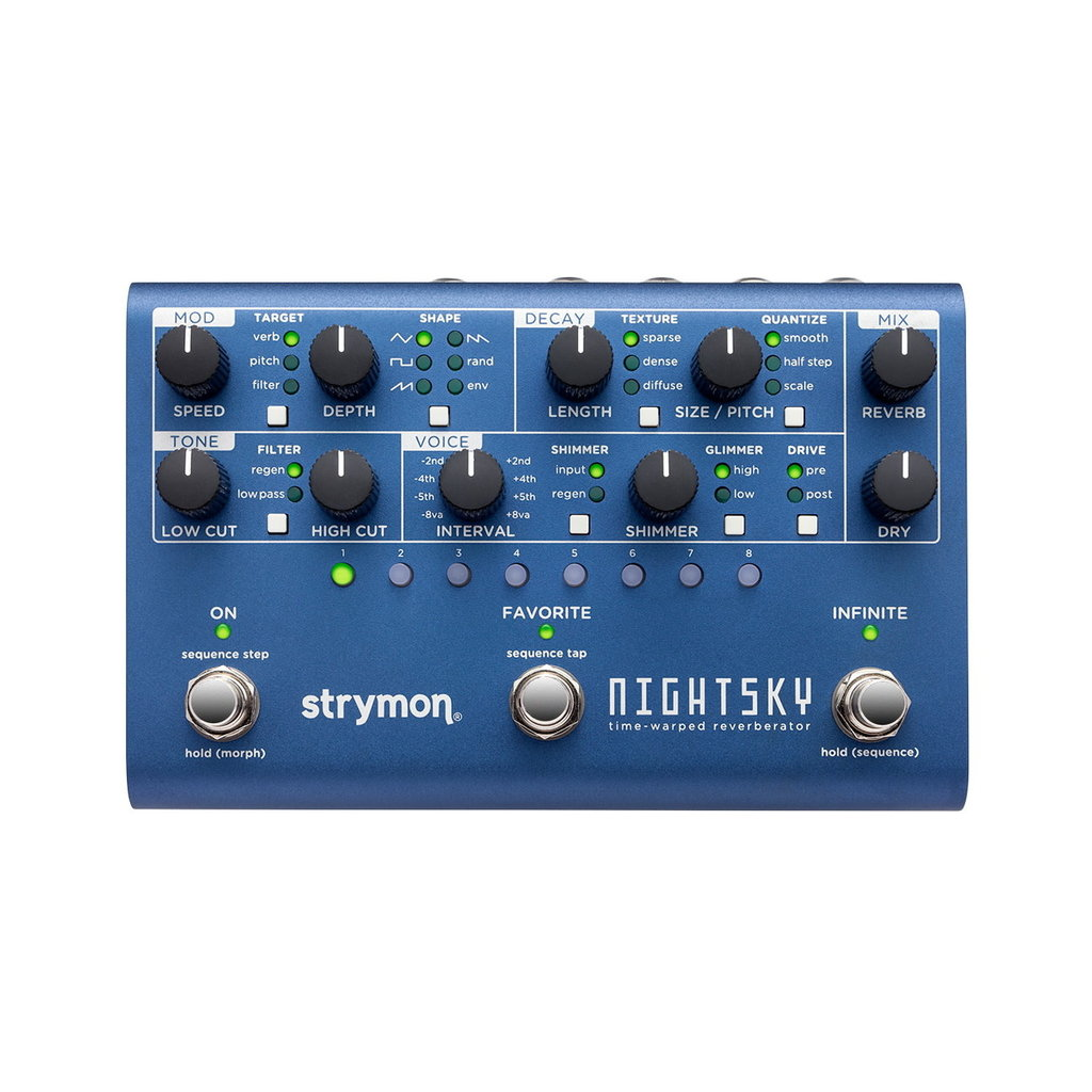 Strymon NEW Strymon NightSky