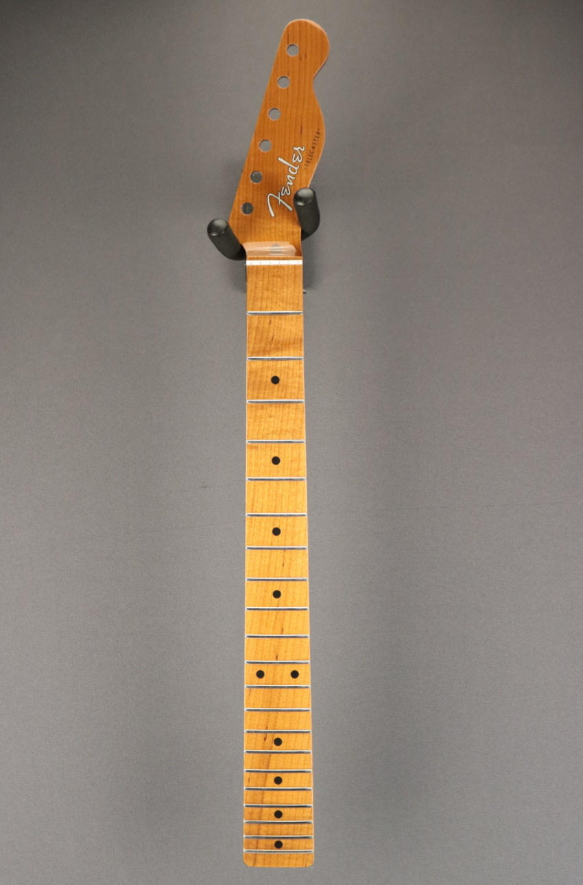 Fender NEW Fender Roasted Maple Vintera Mod 50's Telecaster Neck (691)