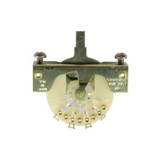 Allparts NEW CRL Pickup Switch - 3 Way