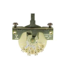 Allparts NEW CRL Pickup Switch - 3 Way