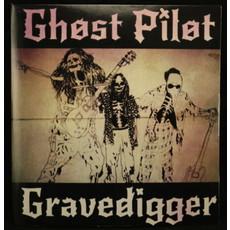 Local Music NEW Ghost Pilot - Gravedigger (CD)