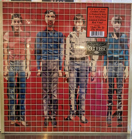 """Vinyl NEW  Talking Heads """"More Songs About Buildings And Food"""" Limited Edition, Red Translucent"""