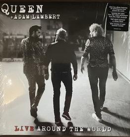 Vinyl NEW  Queen + Adam Lambert – Live Around The World-  2 × Vinyl, LP, Album