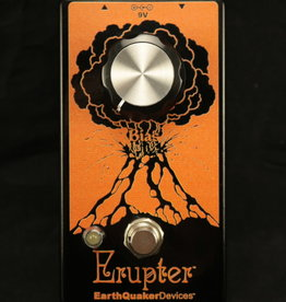 EarthQuaker Devices USED Earthquaker Devices Erupter (010)