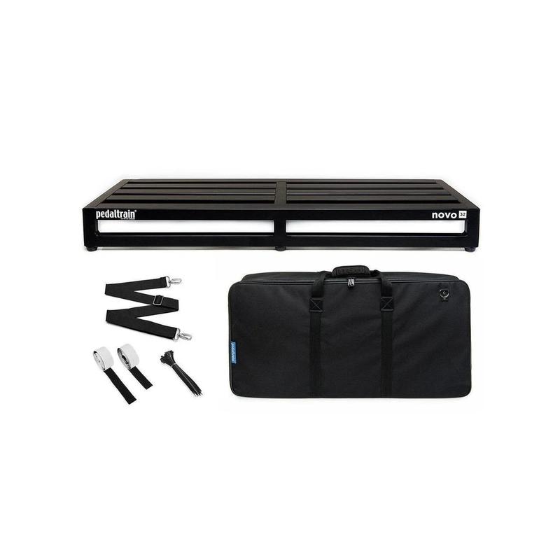 Pedaltrain NEW Pedaltrain Novo 32 - Soft Case