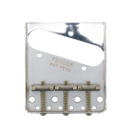 Fender NEW Fender Road Worn Telecaster Bridge Assembly