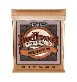 Ernie Ball NEW Ernie Ball Earthwood Phosphor Bronze .013-.056