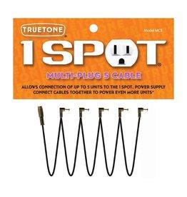 TrueTone NEW 1 Spot Multi-Plug 5 Daisy Chain