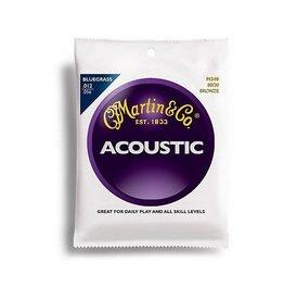 Martin NEW Martin Acoustic Bluegrass MA240 80/20 .012-.056