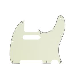 Fender NEW Fender Telecaster Pickguard - 3-Ply - Mint Green