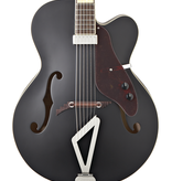 Gretsch NEW Gretsch G100BKCE Synchromatic Archtop - Flat Black (402)
