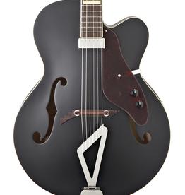 Gretsch NEW Gretsch G100BKCE Synchromatic Archtop - Flat Black (402)