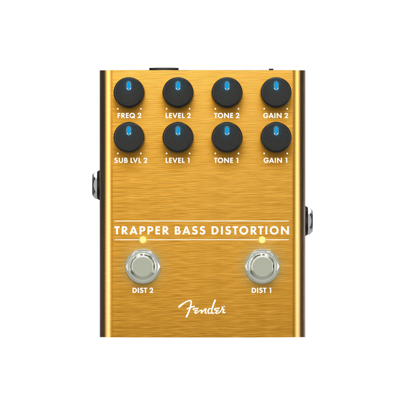 Fender NEW Fender Trapper Bass Distortion