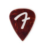 Fender NEW Fender F Grip 351 Picks - Shell - 3-Pack