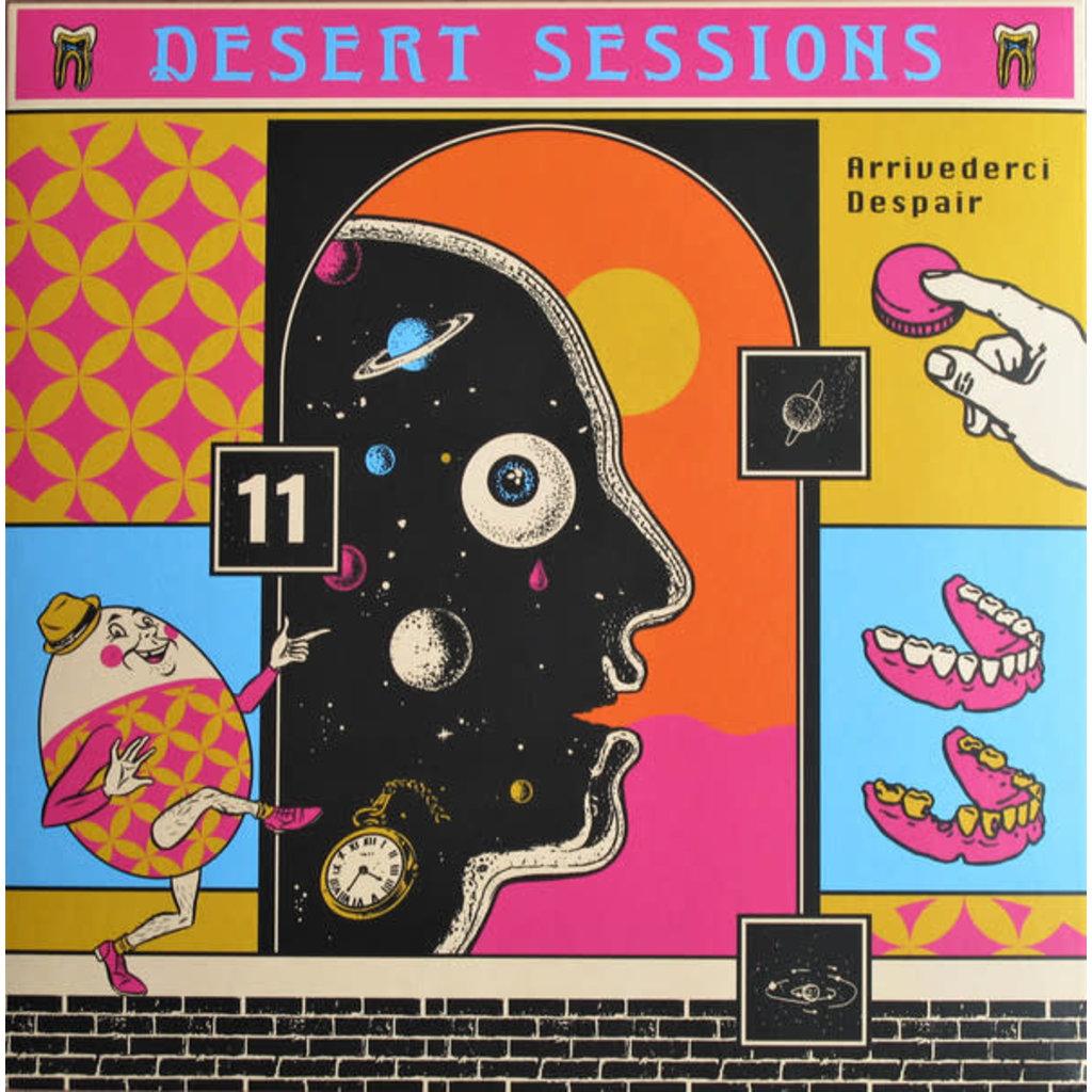 Vinyl NEW  Desert Sessions* – Desert Sessions Vol. 11 & 12-Album, Limited Edition
