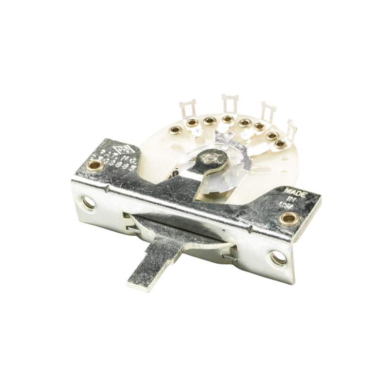 Fender NEW Fender Pure Vintage 3-Position Pickup Selector Switch with Mounting Hardware