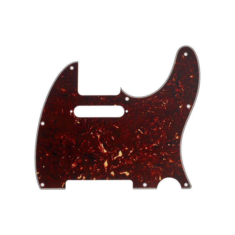 Fender NEW Fender Telecaster Pickguard - 4-Ply - Tortoise Shell