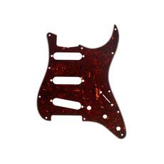 Fender NEW Fender Stratocaster Vintage Style Pickguard - Tortoise Shell - 4-Ply