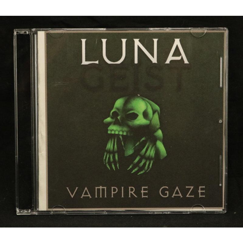 Local Music NEW Luna Geist - Vampire Gaze (CD)