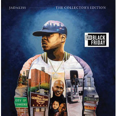 Vinyl NEW  Jadakiss ‎– THE COLLECTORS EDITION-Compilation, Limited Edition