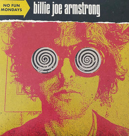 Vinyl NEW  Billie Joe Armstrong – No Fun Mondays - Album, Light Blue