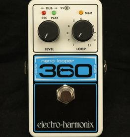 Electro Harmonix USED Electro Harmonix Nano Looper 360 (010)