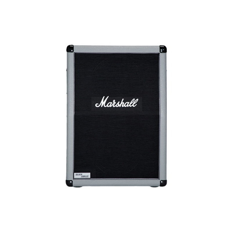 Marshall NEW Marshall 2536A Silver Jubilee Cab Vertical Cabinet (470)