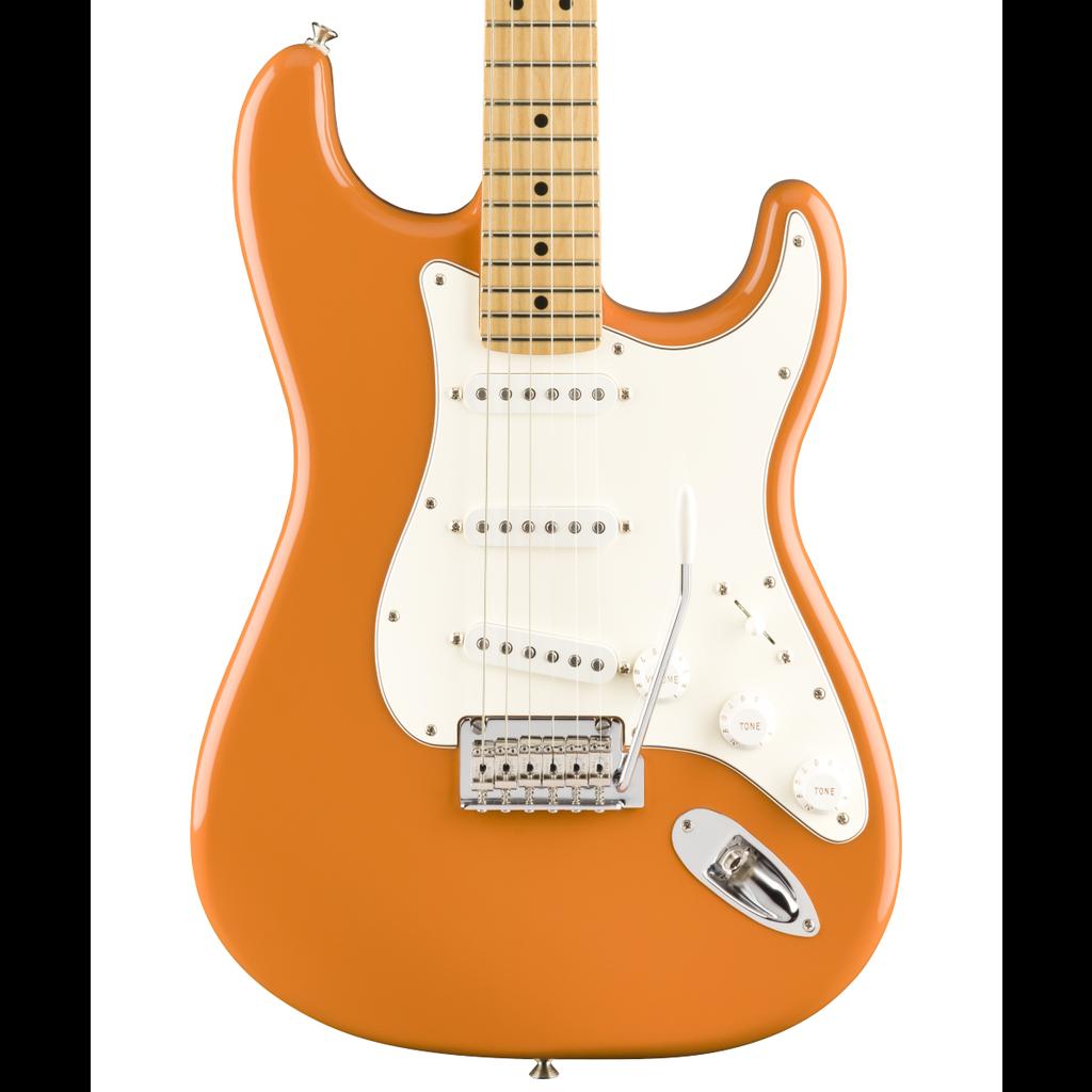 Fender NEW Fender Player Stratocaster - Capri Orange (358)