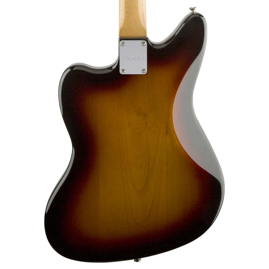 Fender NEW Fender Kurt Cobain Jaguar - 3-Color Sunburst (752)