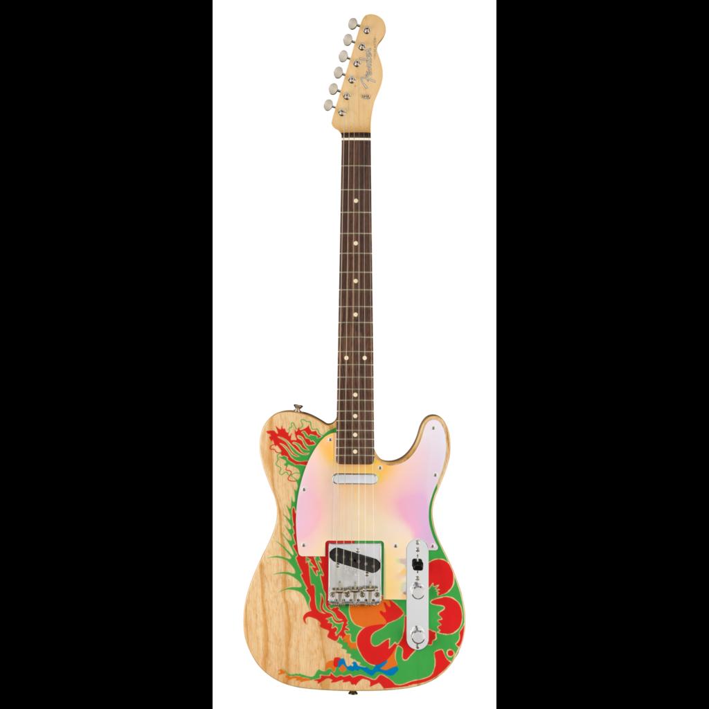 Fender NEW Fender Jimmy Page Telecaster - Natural (989)