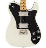 Squier NEW Squier Classic Vibe '70s Telecaster Deluxe - Olympic White (255)