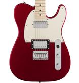 Squier NEW Squier Contemporary Telecaster HH - Dark Metallic Red (966)