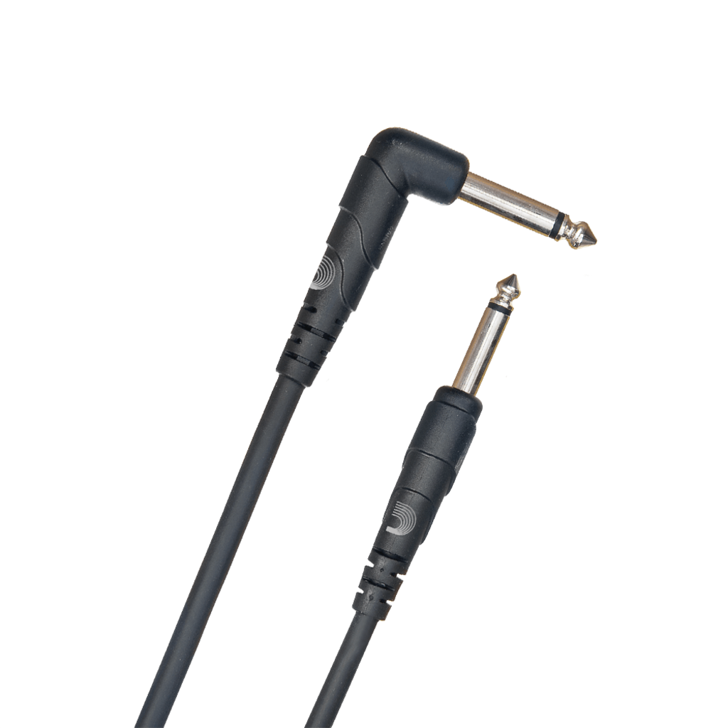 Planet Waves NEW Planet Waves Classic Series Instrument Cable - Straight/Angle - 20'