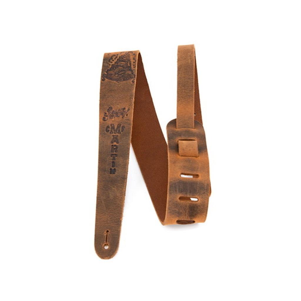 Martin NEW Martin Homeward Leather Guitar Strap
