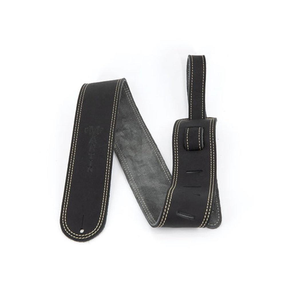 Martin NEW Martin Ball Glove Leather/Suede Strap - Black