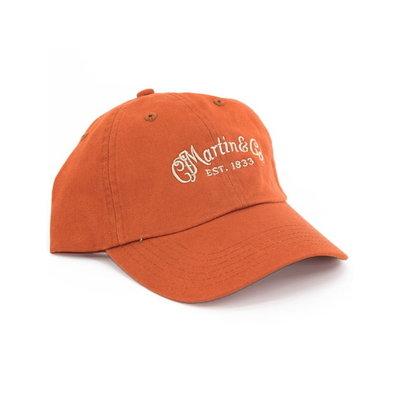 Martin NEW Martin Everyday Cap - Texas Orange