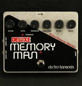 Electro Harmonix USED Electro Harmonix Deluxe Memory Man (010)