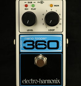 Electro Harmonix USED Electro Harmonix Nano Looper 360 (030)