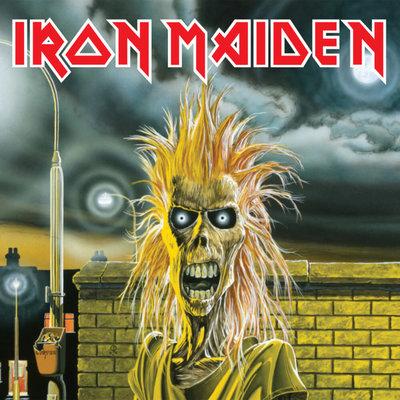 """Vinyl NEW Iron Maiden """"Iron Maiden""""- LP-Remastered"""